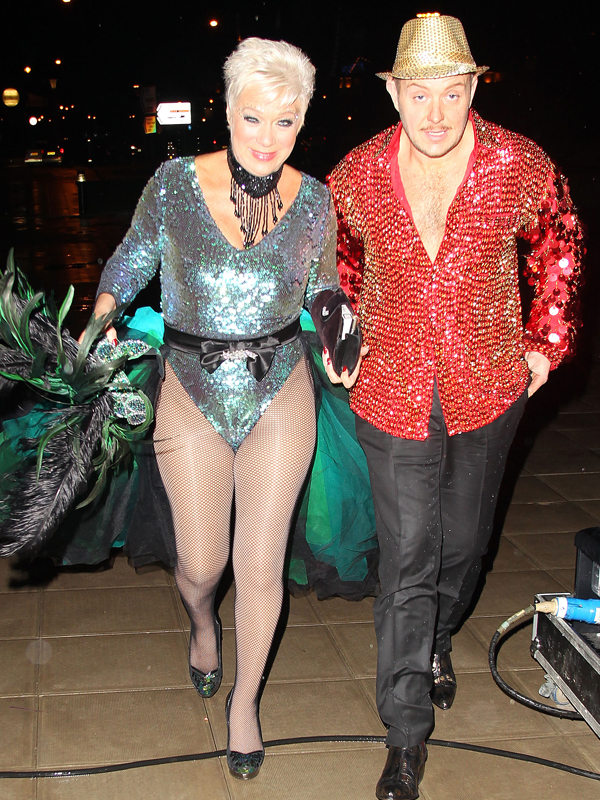 Denise Welch Confirmed For Itv S Stepping Out