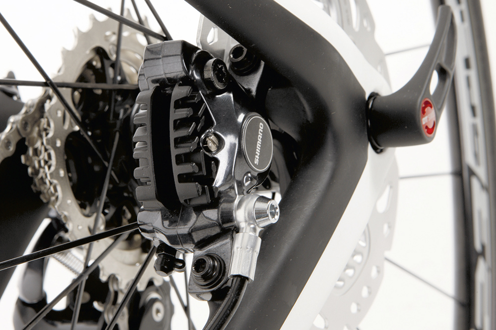 15d6b764c4a Shimano Ultegra R785 road hydraulic disc brakes: First ride ...