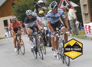 Contador 2011 Tour de France stage 19