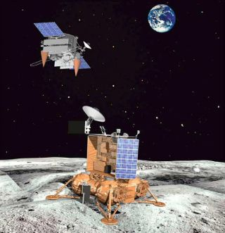 Luna-Glob Spacecraft