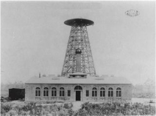 Tesla's Wardenclyffe Tower