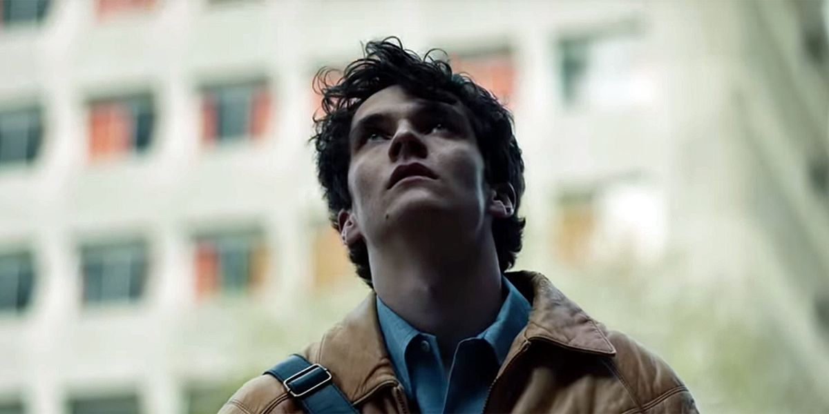 A still from Black Mirror's latest special, Bandersnatch.