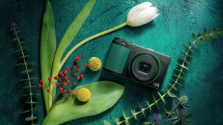 Ricoh GR III ING Special edition camera