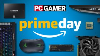 Amazon Prime Day UK deals: PCs, laptops, games, components
