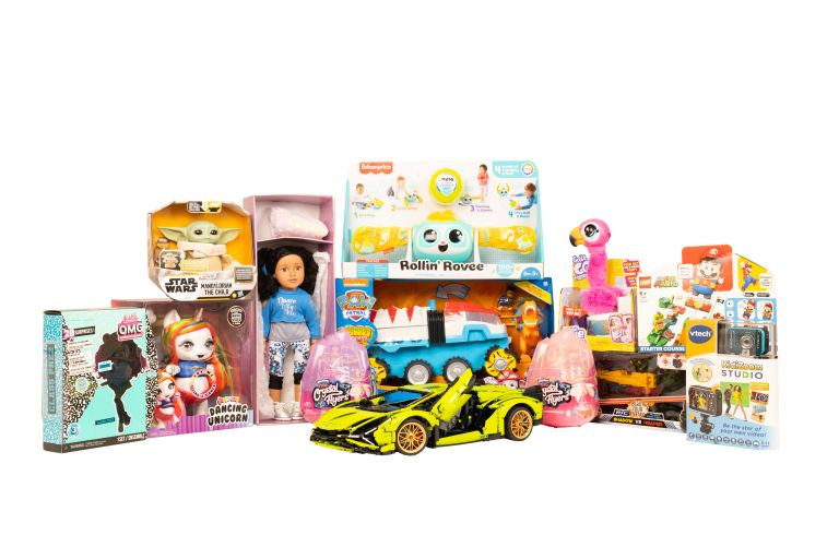 Top.Toys Christmas 2020 REVEALED: 10 top toys for Christmas 2020 predicted by Argos | Real