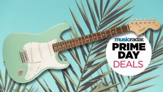 Bag a Squier Affinity Stratocaster for less than $200 with this beginner-friendly Prime Day deal