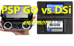 PSP Go vs  Dsi and iPhone | Tom's Guide