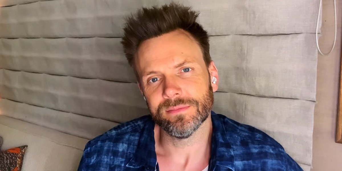 Joel McHale Shocked By Backlash To Tiger King Special Moment 1