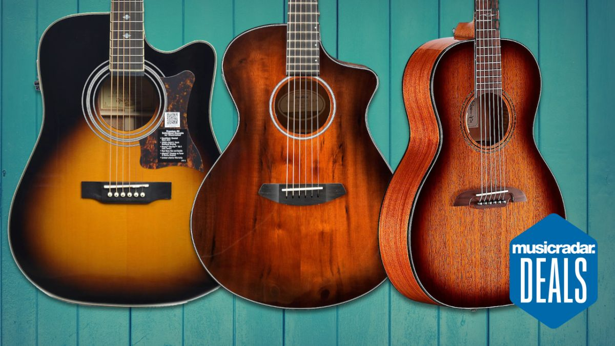 I write about guitars for a living and these are the acoustic guitars I'd buy this Prime Day