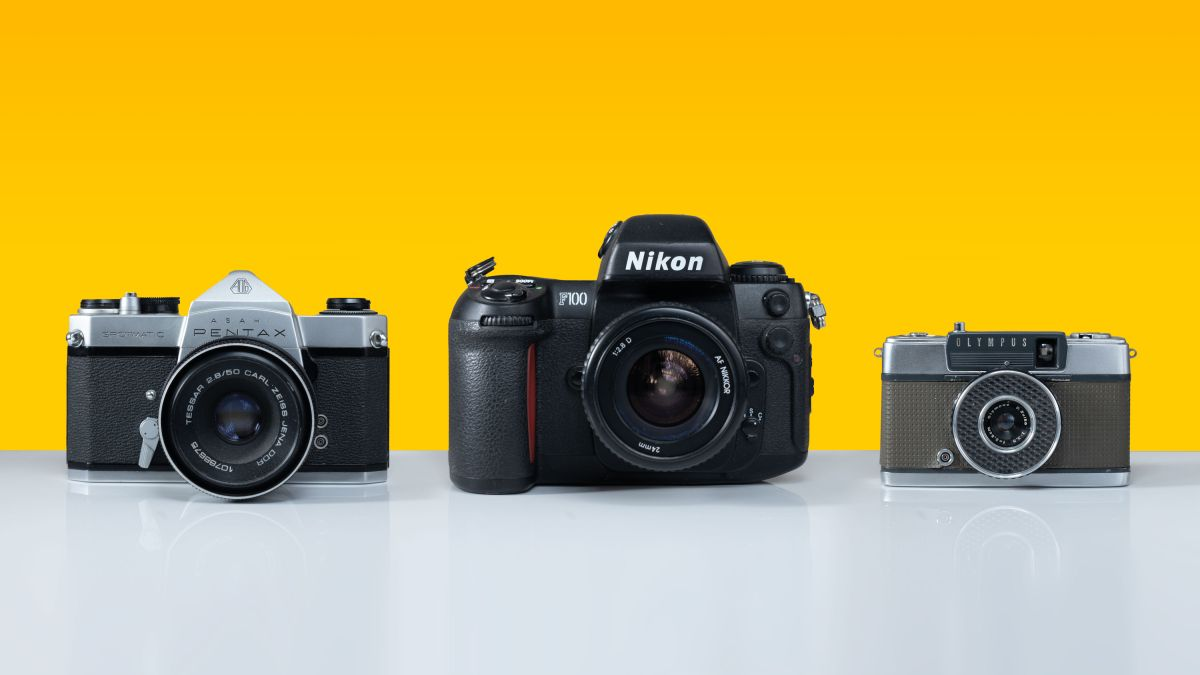 Best film cameras 2021: the finest classic and new analogue cameras you can buy