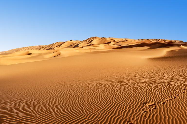 Desert Safari in the desert Hatta Dubai