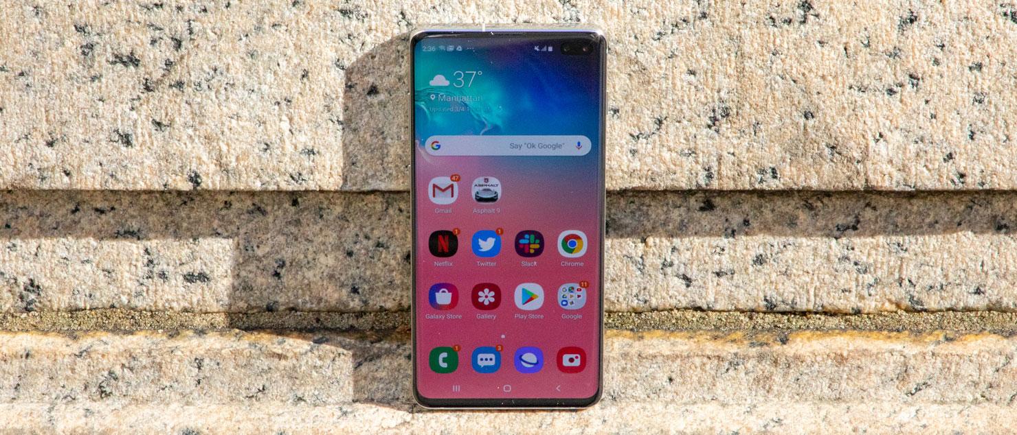 2709e6b9 Test: Samsung Galaxy S10 Plus | TechRadar