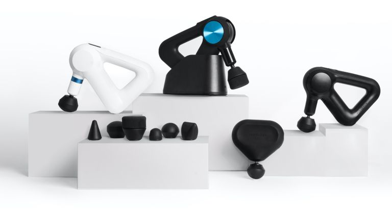 Theragun rebrand Therabody percussion massager range