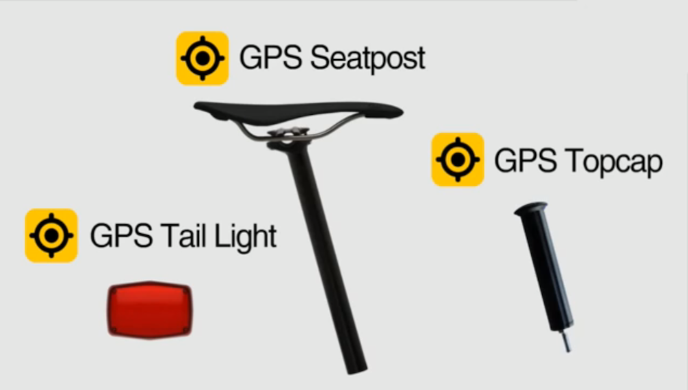 the hidden gps tracker that 39 s also a cycle computer video. Black Bedroom Furniture Sets. Home Design Ideas