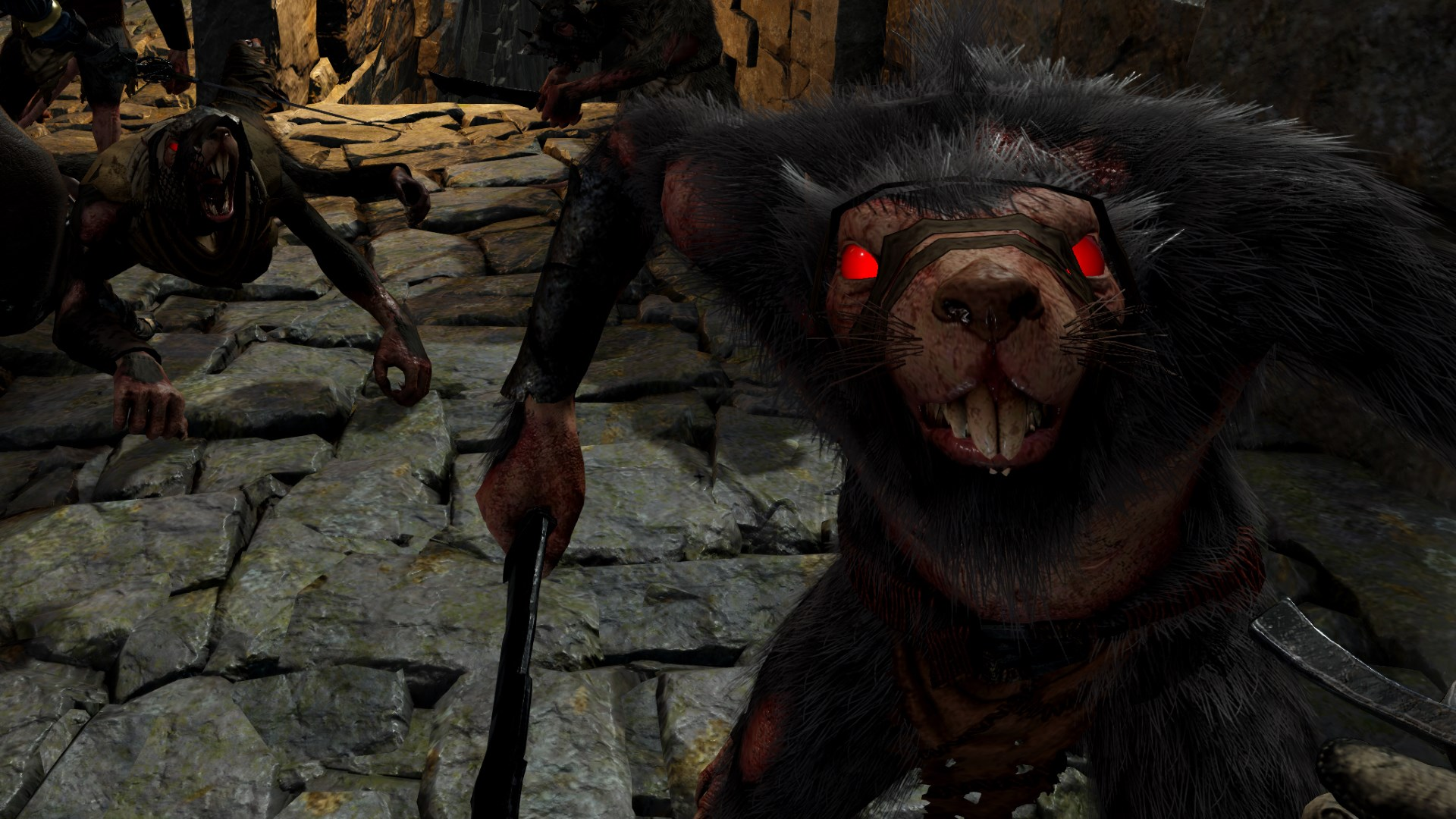 Warhammer: End Times - Vermintide is free to try this