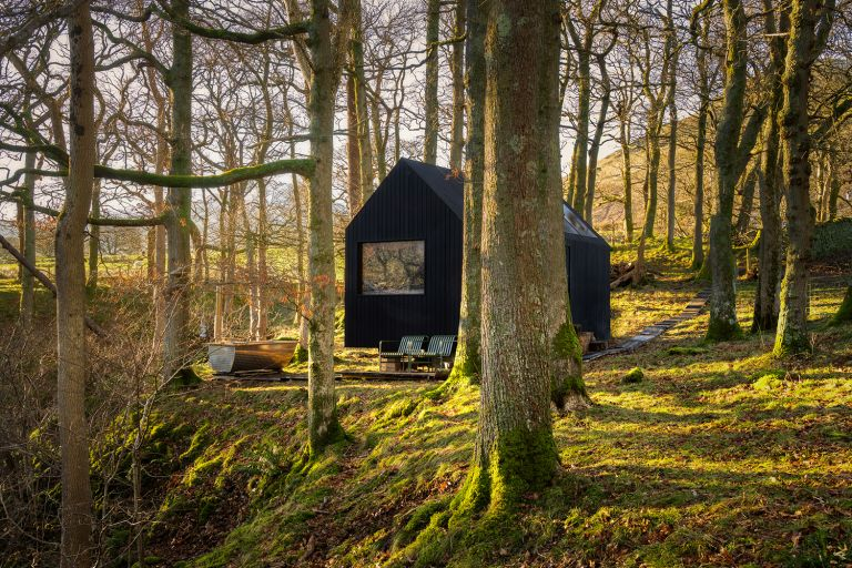 tiny houses expert guide cabin in the woods