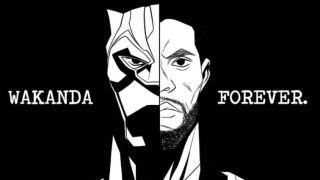 Creatives Pay Tribute To Chadwick Boseman With Stunning Artwork Creative Bloq