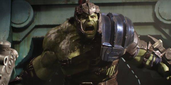 thor: ragnarok gladiator hulk