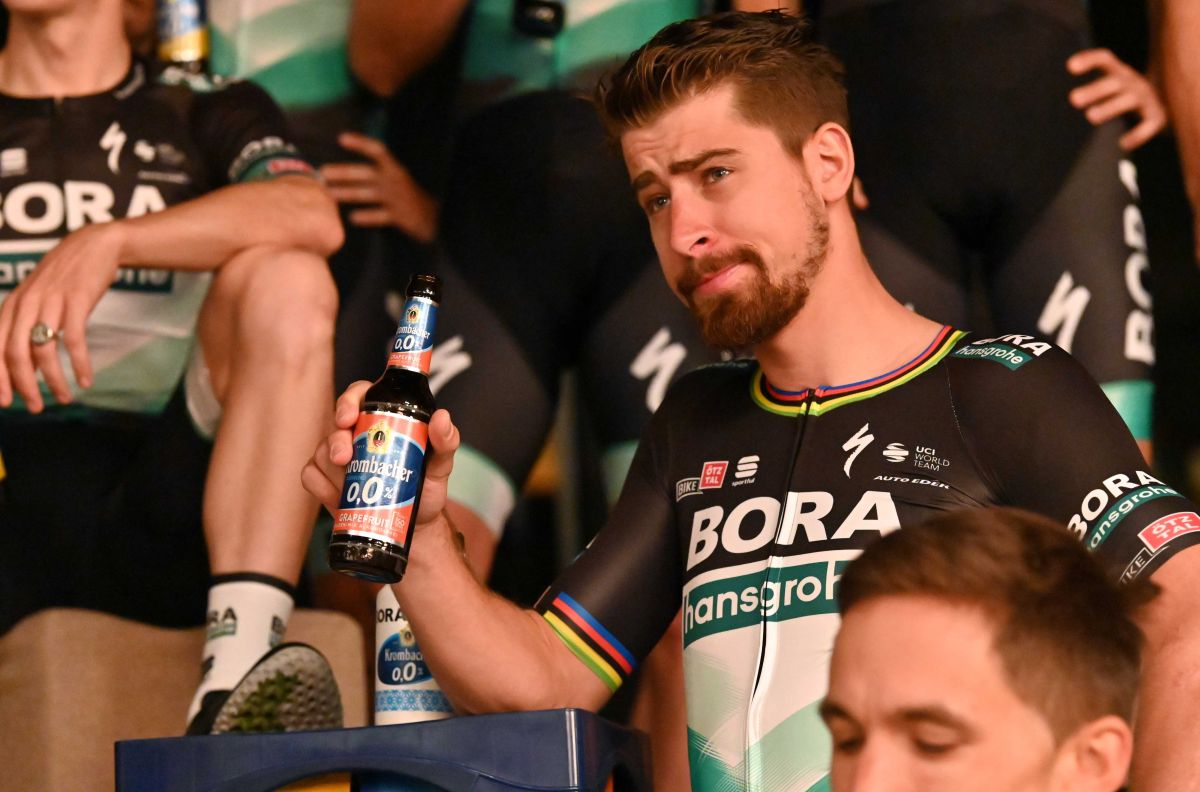 Peter Sagan: I can see the end, but that's more motivating than frightening