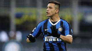 Alexis Sanchez Inter Milan