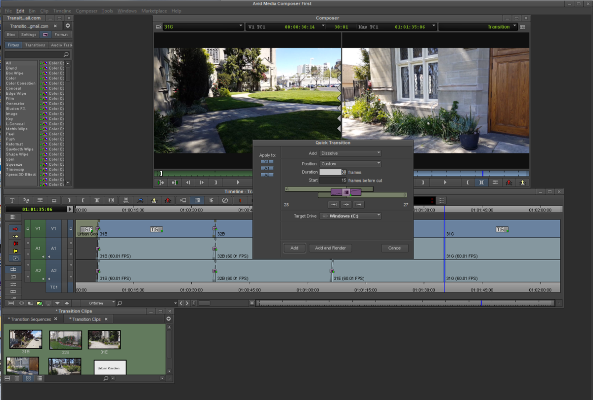 Avid Media Composer | First Review: A Free Entree into a Flagship