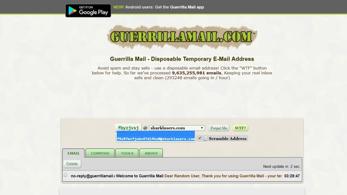 How to create an anonymous email in three steps | TechRadar