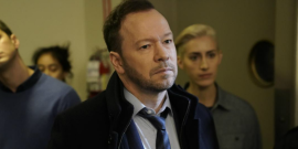 Why Blue Bloods' Donnie Wahlberg Is Sticking With Crime For His New Show