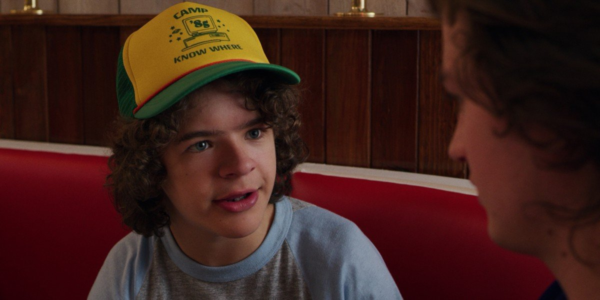 Gaten Matarazzo Stranger Things Netflix