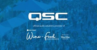 QSC Sponsors USA Today Wine & Food Experience Festival