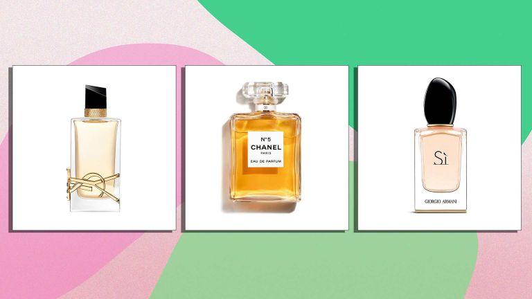 Top 10 feminine fragrances perfume