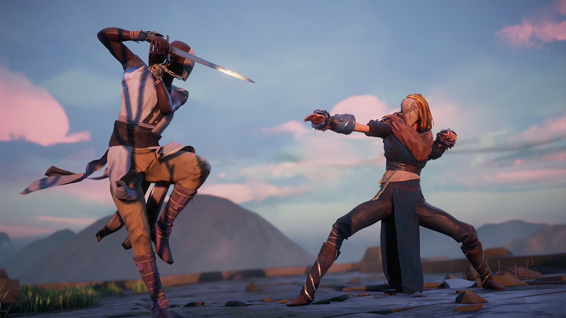Absolver hands-on: a Jedi Knight-infused 3D brawler is E3's surprise hit