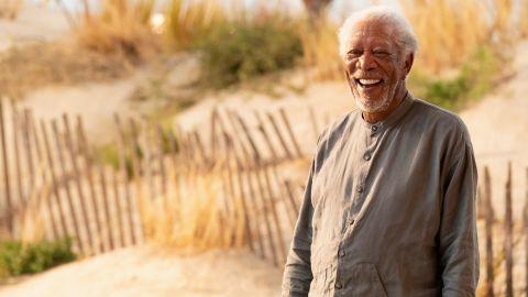 Morgan Freeman in Amazon's Solos