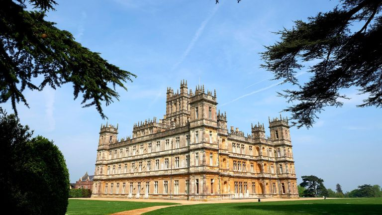 period dramas highclere castle downton abbey getty_images_531165664