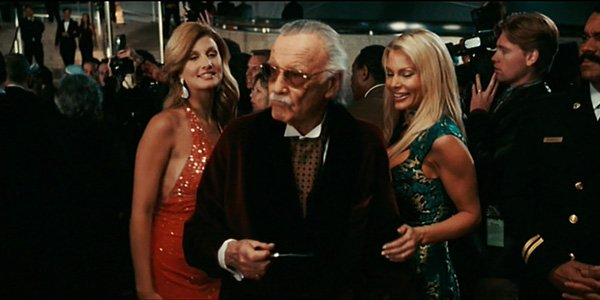 Nudity, kidnapping, and an emotional Stan Lee tribute