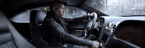 Tyrese Gibson in The Fate of the Furious
