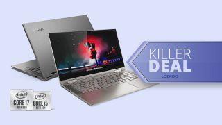 Lenovo Yoga C740 2-in-1 laptop