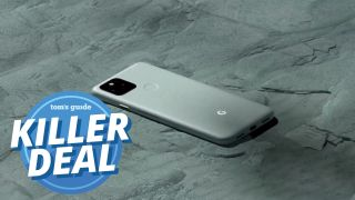 Pixel 5 pre-order deal