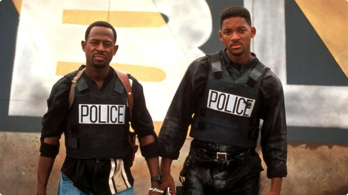 """Will Smith and Martin Lawrence team up """"one last time"""" in the first trailer Bad Boys for Life"""