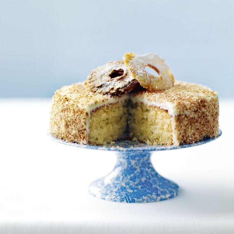 Pina Colada Cake with Coconut Frosting recipe-cake recipes-recipe ideas-new recipes-woman and home