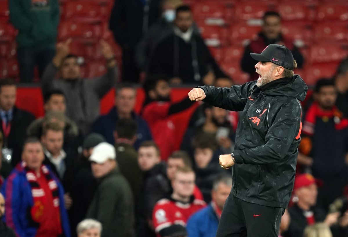 Jurgen Klopp savours 'big' result after Liverpool's 5-0 Old Trafford success