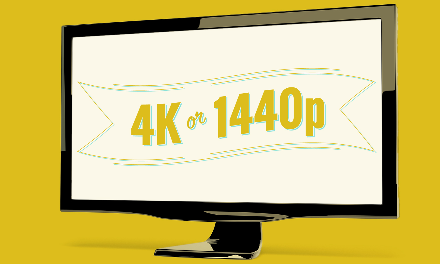 Help Me, Tom's Guide: 4K or 1440p for My 32-Inch Monitor? | Tom's Guide