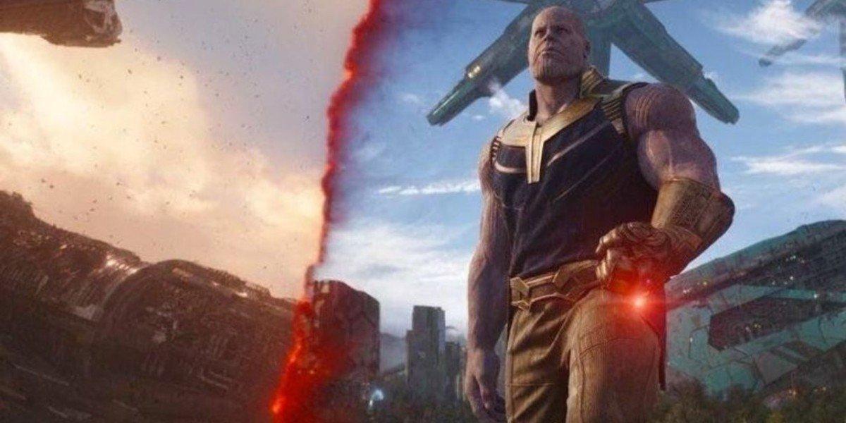 Thanos - Avengers: Infinity War