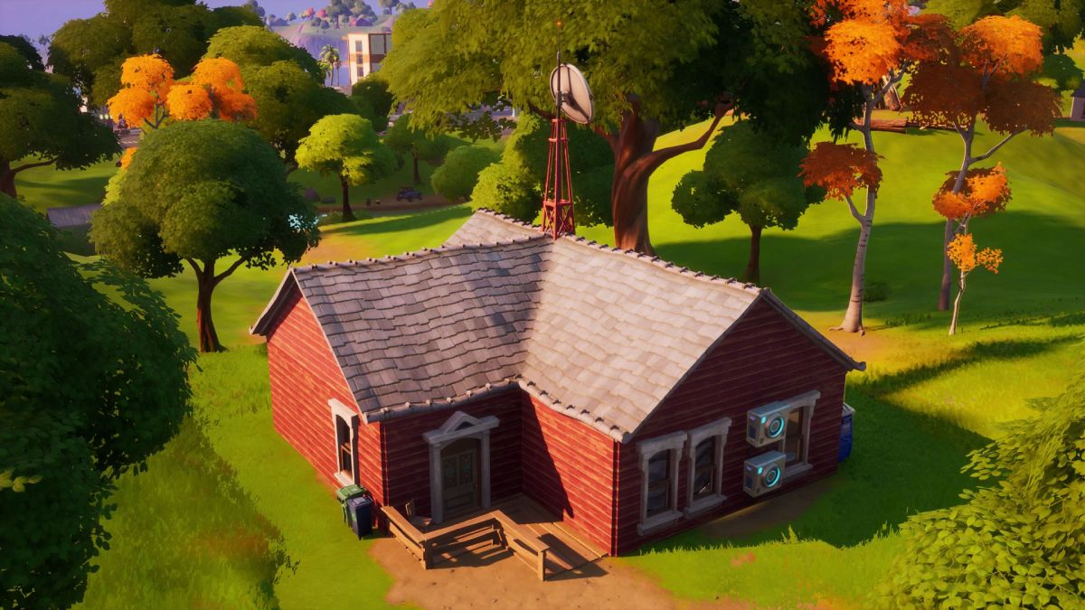 Fortnite Shadow Safe Houses Locations Where To Find Them All Gamesradar
