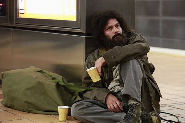 Huck homeless
