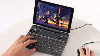 GPD WIN Max gaming laptop handheld