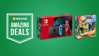 Prime Day Nintendo Switch deal