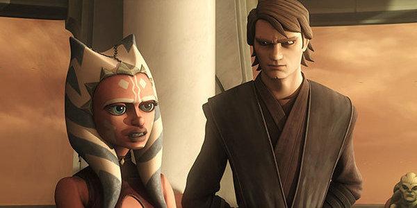 Watch Ahsoka Reunite With Anakin And Yoda In New Star Wars