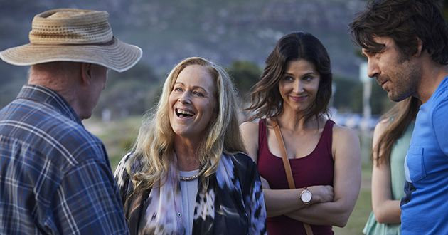 Diana Walford is suspicious her daughter and family are keeping things from her in Home and Away.