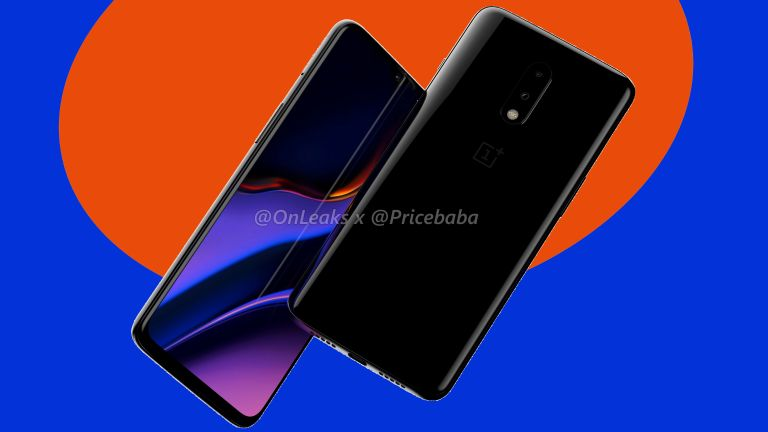 OnePlus 7 Pro with Curved QHD