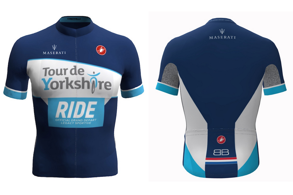 New Tour de Yorkshire Ride jersey celebrates Beryl Burton ...